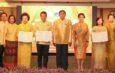 """พช.สภาสตรีฯ และกรุงเทพมหานคร ร่วมเซ็น MOU โครงการ """"สืบสาน อนุรักษ์ศิลป์ผ้าถิ่นไทย ดำรงไว้ในแผ่นดิน"""""""