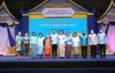 OTOP ศิลปาชีพประทีปไทยจัดยิ่งใหญ่ เปิดตัว 4 ทหารเสือราชินีผ้าไหมไทย