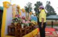 กาญจนบุรี  ผู้ว่าฯนำจิตอาสาสร้างเสริมภูมิทัศน์ วัดหลวงตามหาบัว (วัดเสือ) เนื่องในวันปิยมหาราช